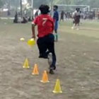 Soccer Speed and Agility Training Drill