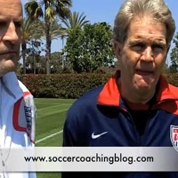 Interview with former College Soccer Coach Dean Wurzberger